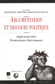 8. Des conditions de production du discours politique: les «écrivants» des prises de parole publiques ministérielles