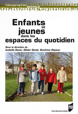 Enfants et jeunes dans les espaces du quotidien