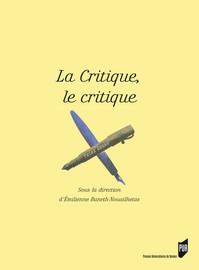 Introduction: questions critiques