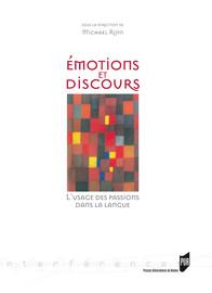 Émotions et discours