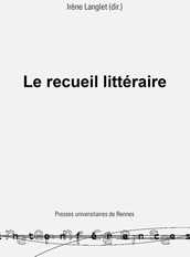 Le recueil littéraire
