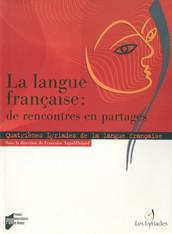 La langue française : de rencontres en partages