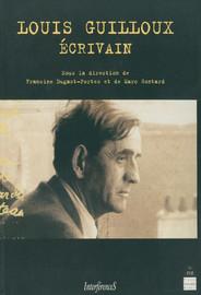 Présentation du fonds d'archives littéraires Louis Guilloux