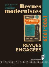 Revues modernistes, revues engagées