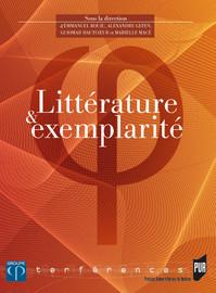 Quelle exemplarité pour la fiction?