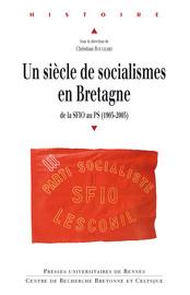Les élus socialistes en Bretagne au temps de la SFIO