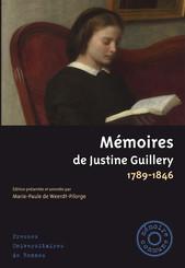 Mémoires de Justine Guillery