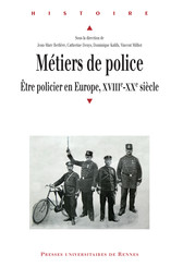 Métiers de police