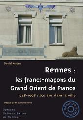 Rennes : les francs-maçons du Grand Orient de France