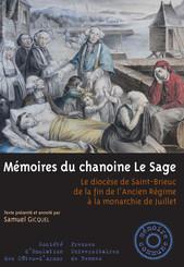 Mémoires du chanoine Le Sage