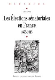 Les élections sénatoriales en France