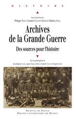 Archives de la Grande Guerre