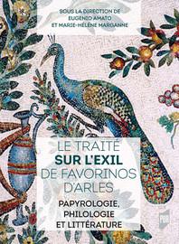 Bibliographie du P. VAT. GR. 11: Favorinos, Sur l'exil; documents administratifs de Marmarique