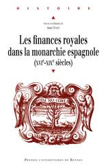 Les finances royales dans la monarchie espagnole