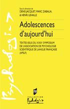 Adolescences d'aujourd'hui