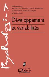 Développement social et variabilité inter-sexe: dynamique développementale des différences sexuées entre 2 et 6 ans