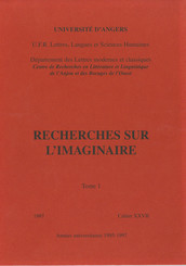 37 études critiques: littérature générale, littérature française et francophone, littérature étrangère