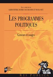 5. Les glissements d'une offre programmatique sectorielle: les «privatisations» dans la campagne socialiste de 1997