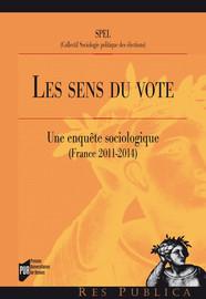 Les sens du vote