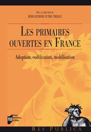 4. Le financement de la vie politique et les primaires ouvertes en France