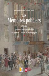 Du maintien de l'ordre à l'expertise du social Jacques Peuchet et la crise de la police à l'âge libéral: réflexion sur un texte de 1814