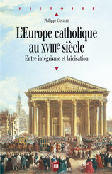 L'Europe catholique au xviiie siècle