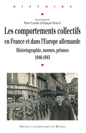 Les comportements collectifs en France et dans l'Europe allemande
