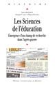 Le développement de la recherche en éducation en Grande-Bretagne (1945-1974)