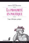 La proximité en politique