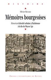 Mémoires bourgeoises