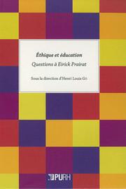 Éthique et éducation