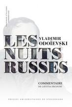 Les nuits russes de Vladimir Odoïevski