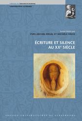 Écriture et silence au xxe siècle