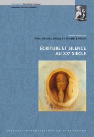 Entre deux bouchées de silence : esquisse d'une poétique à bouche fermée chez quelques compositeurs et poètes du xxesiècle