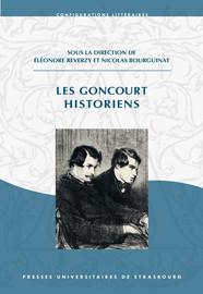 La Révolution et l'art chez les Goncourt