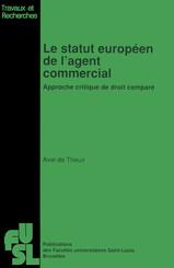 Le statut européen de l'agent commercial