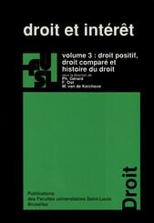 Droit et intérêt - vol. 3