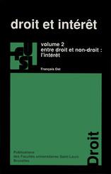 Droit et intérêt - vol. 2