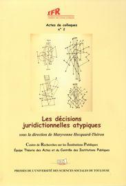 De l'inédit politique à l'atypie juridique. La décision du Conseil constitutionnel: autodétermination des Comores