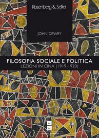 Filosofia sociale e politica