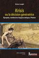 Κρίσις: enquête sur un mot, recherche d'une notion