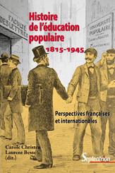 Histoire de l'éducation populaire, 1815-1945