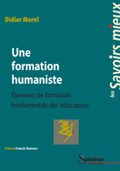 Une formation humaniste