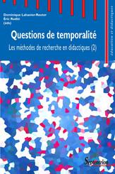 Questions de temporalité