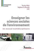 Enseigner les sciences sociales de l'environnement