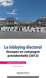 Chapitre 3 L'influence sur qui, et sur quoi? Les syndicats policiers et la campagne du candidat Hollande en 2012
