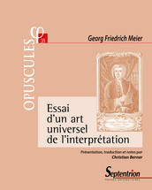 Essai d'un art universel de l'interprétation