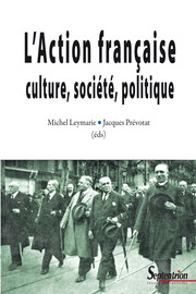Le moment parlementaire de l'Action française: 1919-1924