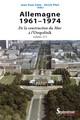 Allemagne 1961-1974