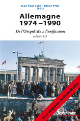 Allemagne 1974-1990